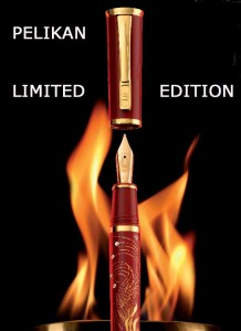 Pelikan Limited Edition pennen